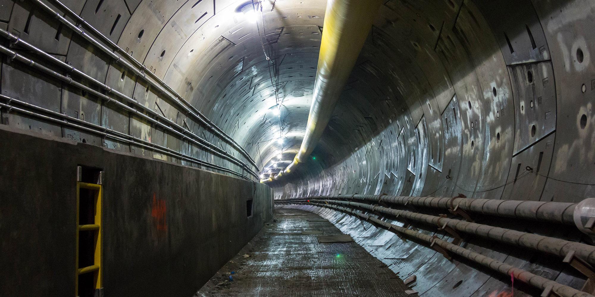 Tunnels Mines Underground