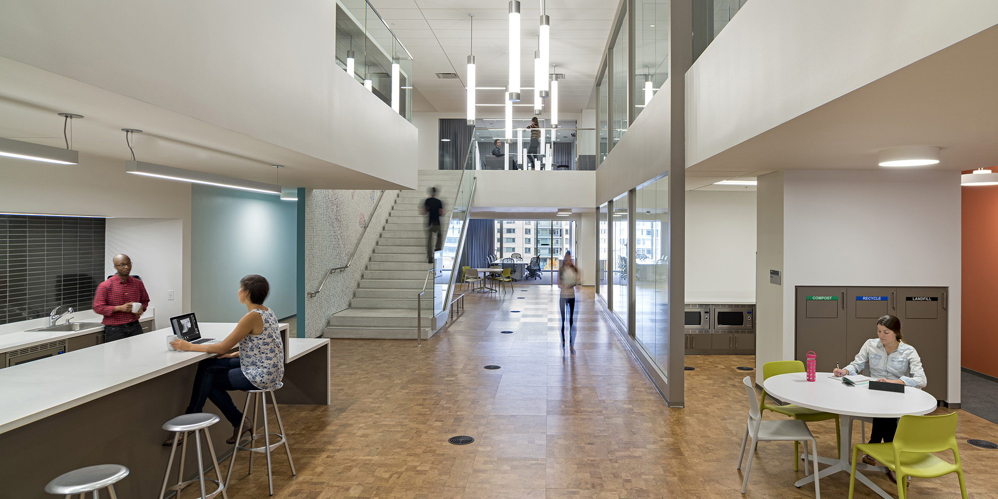 UCSF Mission Hall: Global Health & Clinical Sciences Building