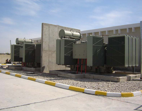Electrical Infrastructure Rehabilitation Program - T&D South - Multiple Locations, Iraq