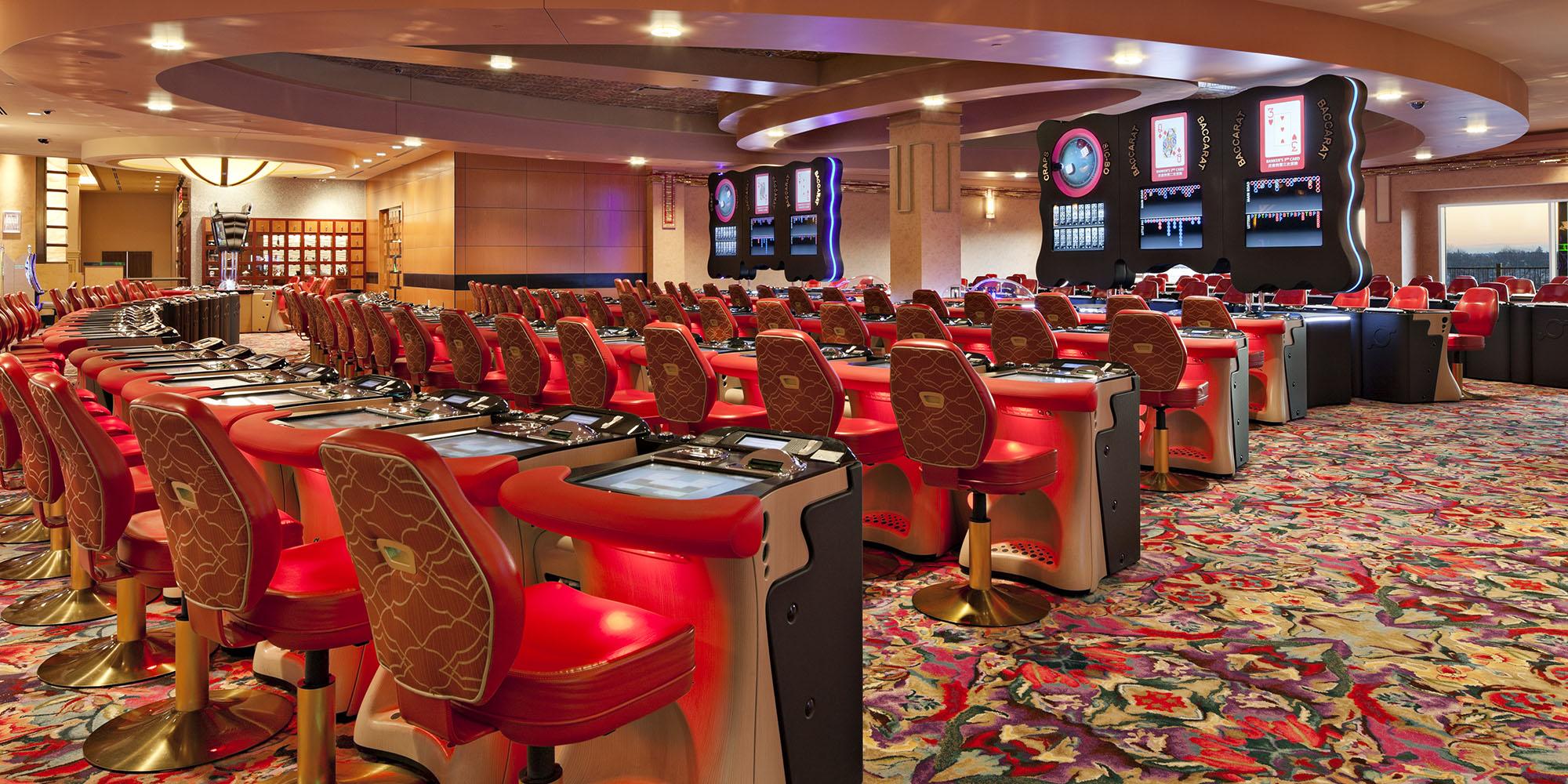 New world casino samurai hat 2 game