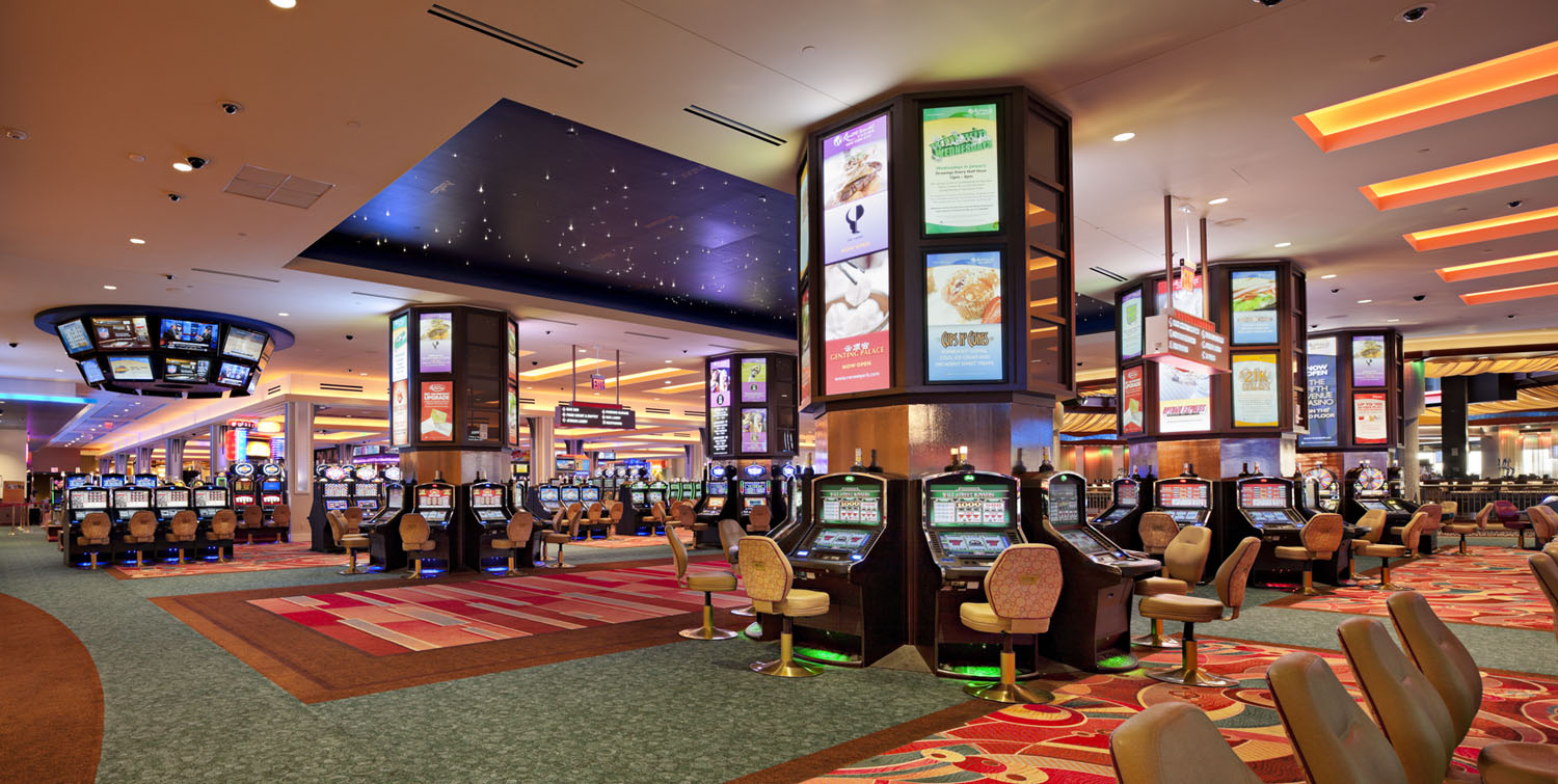 resorts world casino | All the action from the casino floor: news, views and more