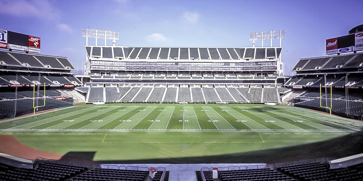 Oakland Alameda County Coliseum Expansion