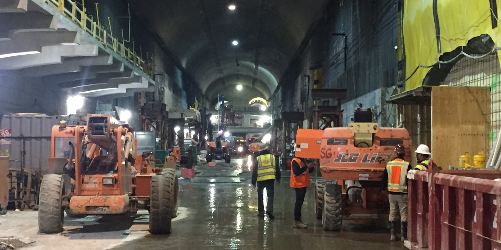 ESA CM007 (Grand Central Terminal Caverns)