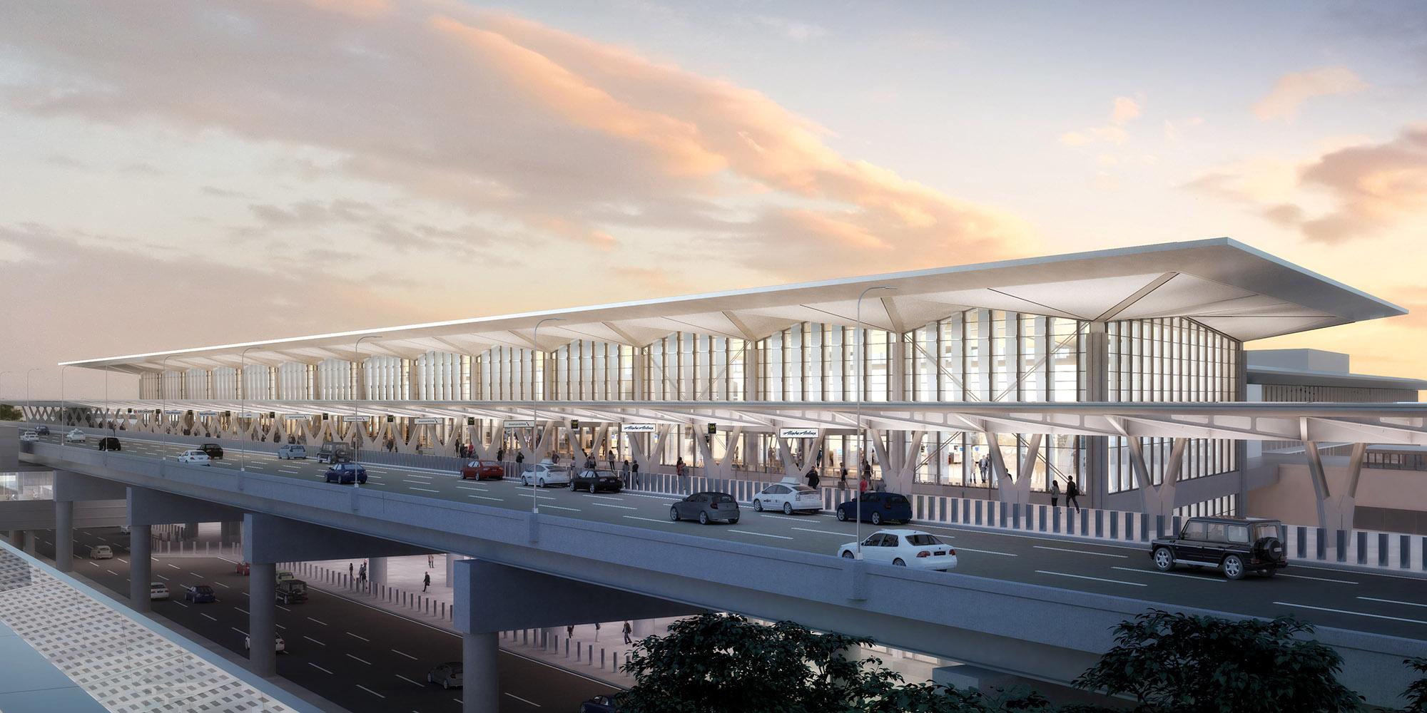 Aeroporto Ewr : Ewr terminal one